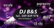 DJ B&S Prezenter Muzyczny Błażej Szczurek — Leżajsk