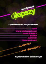 Dj Lepszy - duet dj i konferansjer