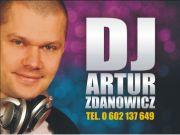 DJ na wesele - DJ Artur Zdanowicz
