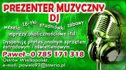 DJ Prezenter Wodzirej na Wesele Osiemnastke Ostrów wlkp Kalisz Odolanów