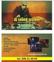 DJ Sound System-na wesele