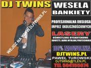 DJ TWINS NA WESELE  BIAŁYSTOK PODLASIE