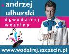 DJ Wodzirej Andrzej Ulhurski