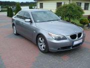 Do ślubu BMW serii 5 model E-60