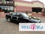 Do wynajęcia Limuzynawraz z kierowcą na ślub, wesela i inne.