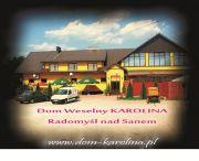 Dom Weselny KAROLINA Radomysl nad Sanem