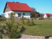 Domek nad Saskiem - domowy pensjonat na Mazurach, nad jeziorem Sasek Wielki