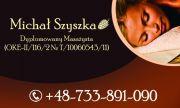 Dyplomowany Masażysta - Michał Szyszka