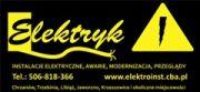 Elektryk Chrzanów - montaż instalacji elektrycznej nprawa