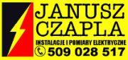 Elektryk Janusz Czapla Instalacje i Pomiary