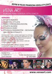 Europejska Szkoła Stylizacji VENA ART