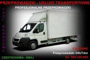 EWIX  Przeprowadzki  Transport Częstochowa