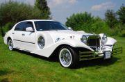 Excalibur - retro limuzyna do ślubu!
