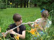 Flautists- oprawa muzyczna