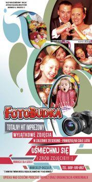 Fotobudka oraz animacje dla dzieci