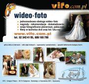 Fotograf Bydgoszcz | Wideofilmowanie Bydgoszcz | VIFO
