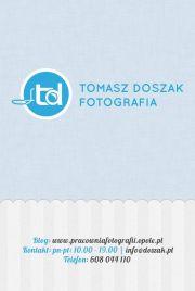 Fotografia ślubna Tomasz Doszak