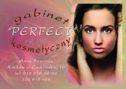 """Gabinet kosmetyczny """"PERFECT"""""""
