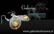 Galeria Turkusowa-Biżuteria Artystyczna Ręcznie Robiona Hand Made