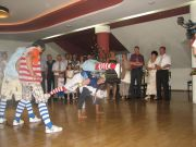 grupa akrobatyczno-taneczna On The Floor