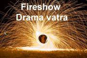 Grupa Fireshow/Taniec ognia Drama vatra