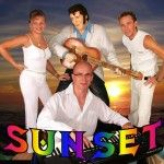 Grupa muzyczna SUNSET