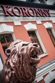 Hotel Koronny ****  w Zamościu