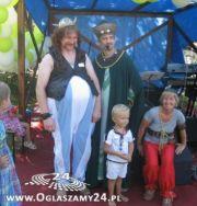 Imprezy dla dzieci - animatorzy - bańki mydlane  !!