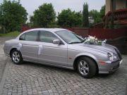 Jaguar S-type na wesela Cena 450 zł/dzień. Rybnik