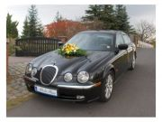 Jaguar S-Type ślub Opole