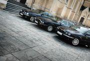 Jaguary do Ślubu / Wynajem samochodów