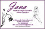 Jana -Wypożyczalnia i Sprzedaż Sukien Ślubnych