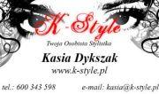 K-Style Twoja osobista wizażystka, makijażystka