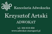 Kancelaria Adwokacka Adwokat Krzysztof Artski