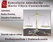 Kancelaria Adwokacka Maria Udycz-Czernichenko.