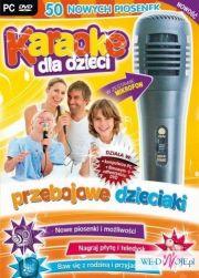 Karaoke Przebojowe dziaciaki Karaoke dla dzieci