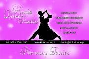 Kinia Dance Studio - PIERWSZY TANIEC