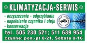 kLIMATYZACJA SERWIS-osobowe i ciężarowe