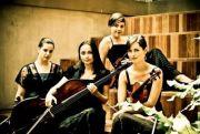 Kwartet smyczkowy Akolada oprawa muzyczna