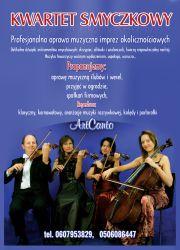 kwartet smyczkowy ArtCanto