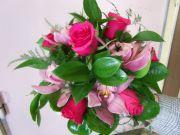 kwiaciarnia, dekoracje ślubne, usługi plastyczne
