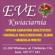 """Kwiaciarnia """"EVE"""""""