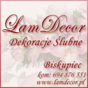 LamDecor - Dekoracje Ślubne