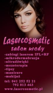 Lasercosmetic salon urody Monika Kawecka