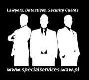 Lawyers, Detectives, Security Guards, Bodygards, Warsaw