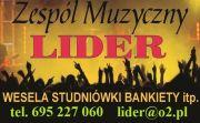 LIDER- Zespół Muzyczny