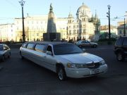 limuzyna lincoln town car 180""