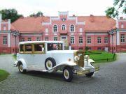 Limuzyna sedan imperial Cadillac