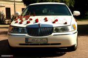 Lincoln Town Car do ślubu