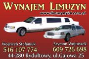 Lincoln Town Car Wynajem LIMUZYNY